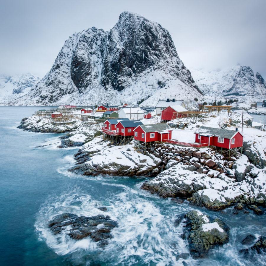 Classic Hamnøy